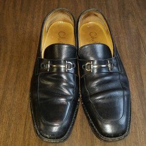 Cole Haan black slip-on dress size 9.5M